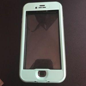 Life proof Nüüd IPhone 7 Plus phone Case used